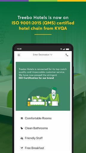 Treebo: Hotel Booking App | Book Safe Stays 3 تصوير الشاشة