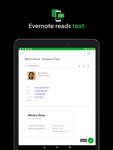 Evernote - Notes Organizer & Daily Planner screenshot 15