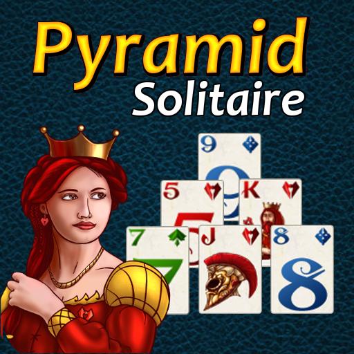 Pyramid Solitaire Fantasy أيقونة