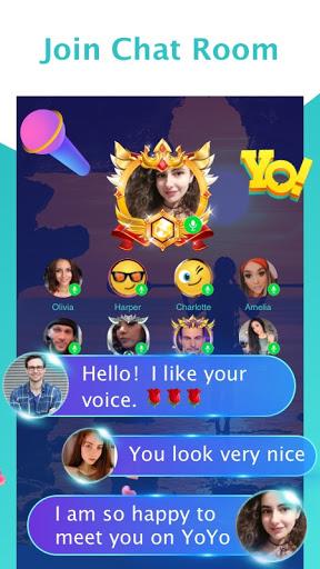 YoYo - Voice Chat Room, Audio Chat, Ludo, Games screenshot 1