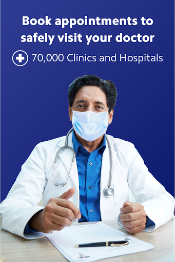 Practo: Online Doctor Consultations & Appointments screenshot 4