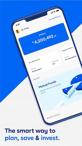 Cowrywise - Save and Invest Securely screenshot 2