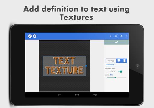 PixelLab - Text on pictures 9 تصوير الشاشة