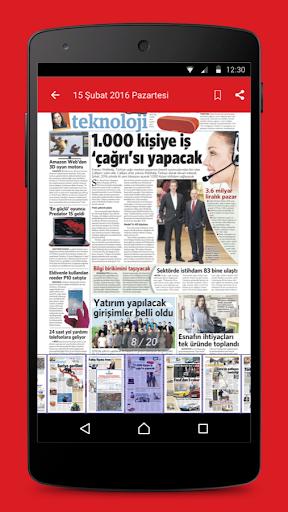 Vatan Gazete 4 تصوير الشاشة