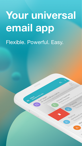 Aqua Mail - Email app for Any Email screenshot 1