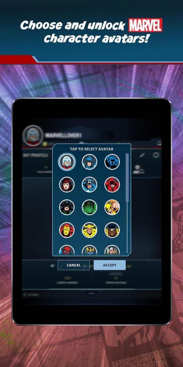 Marvel Collect! by Topps Card Trader screenshot 13