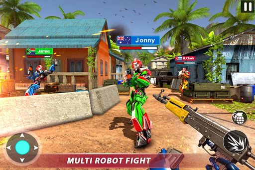 Counter Terrorist Robot Game: Robot Shooting Games screenshot 2