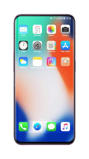 Launcher iOS 13 screenshot 9