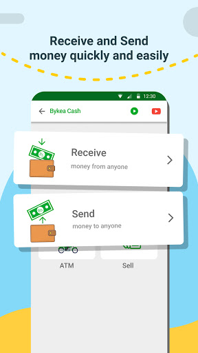 Bykea - Bike Taxi, Delivery & Payments screenshot 3