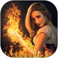 Fire Photo Effects & Editor on APKTom