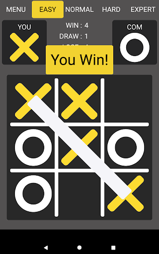 Tic Tac Toe : Noughts and Crosses, OX, XO screenshot 9