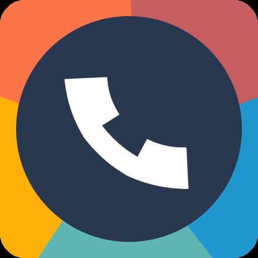 Contatti & Telefono - drupe icon