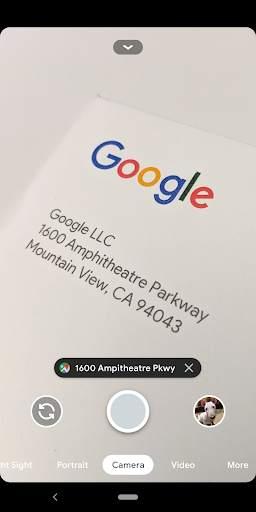 Google Camera screenshot 5