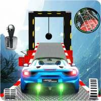 Impossible Fast Track : Car Racing Simulator on APKTom
