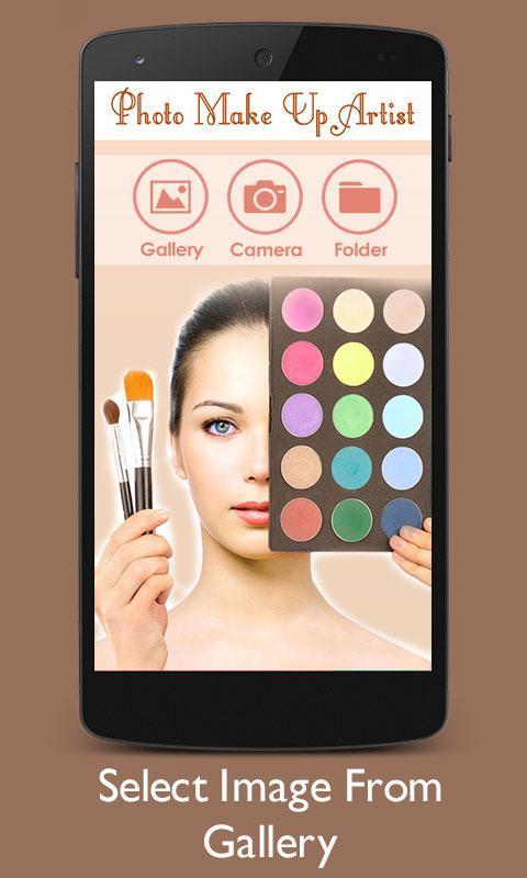 Face Make-Up Artist screenshot 2