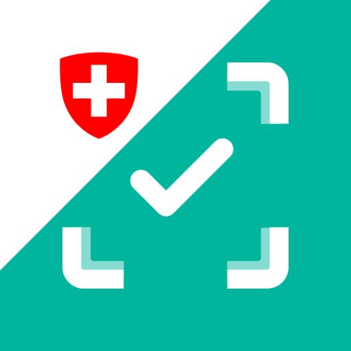 COVID Certificate Check icon