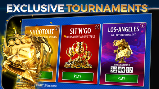 Texas Hold'em & Omaha Poker: Pokerist 2 تصوير الشاشة