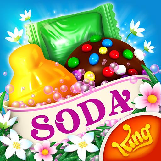 Candy Crush Soda Saga أيقونة