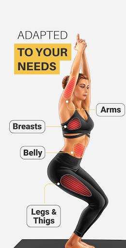 Yoga-Go: Yoga For Weight Loss 4 تصوير الشاشة