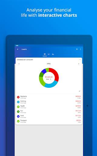 Mobills Budget Planner and Track your Finances screenshot 11