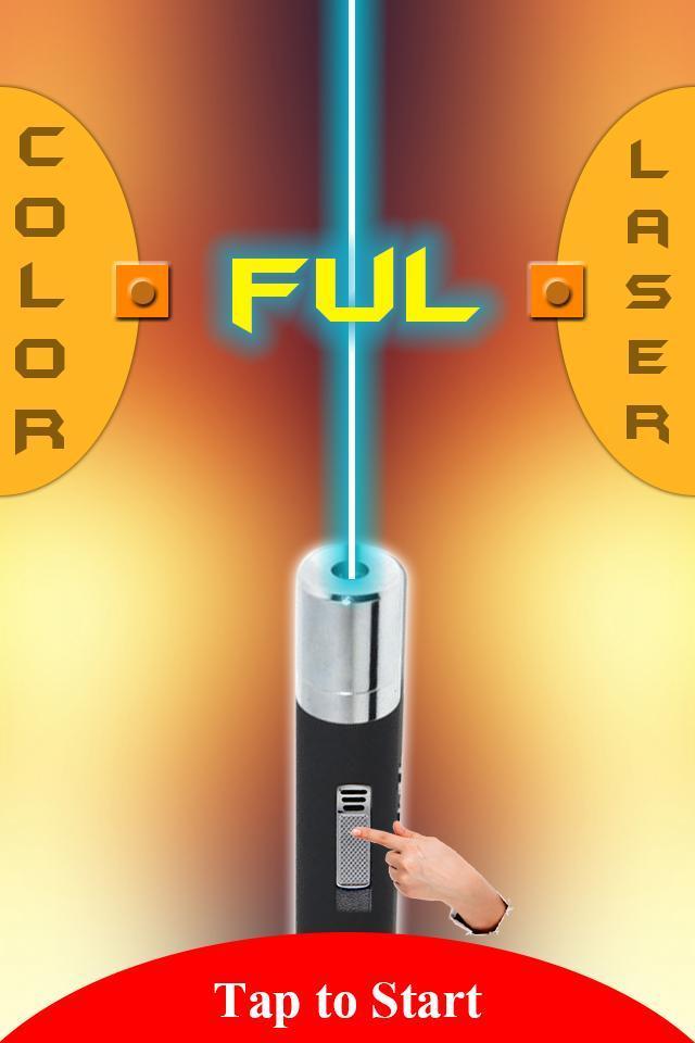 Laser 1000 Beams Funny Prank screenshot 1