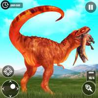 Wild Dinosaur Hunting Games on APKTom
