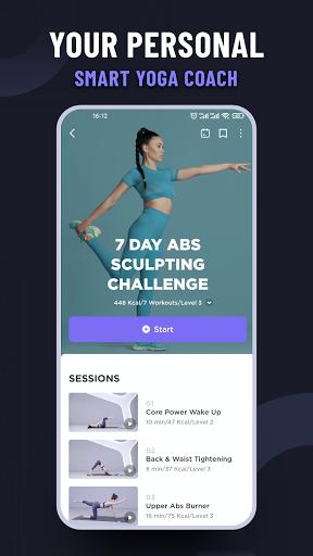 Daily Yoga (โยคะทุกวัน) - Yoga Fitness App screenshot 4