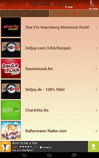 Online Radio Free screenshot 3