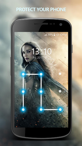 قفل الشاشة 7 تصوير الشاشة