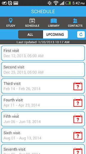 Trial Guide screenshot 2