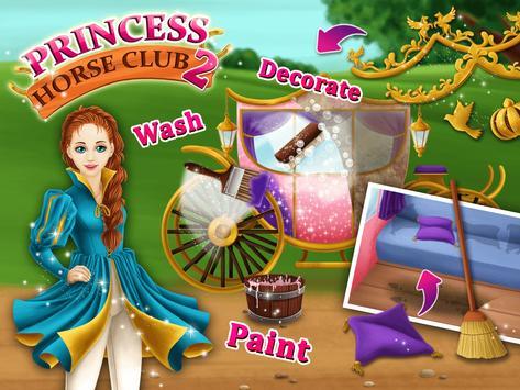 Princess Horse Club 2 स्क्रीनशॉट 10