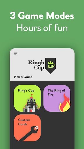 King's Cup: Dirty Drinking Game screenshot 1