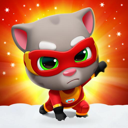 ikon Talking Tom Hero Dash - Run Game