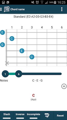 smart Chord & tools (гитара,.. скриншот 10