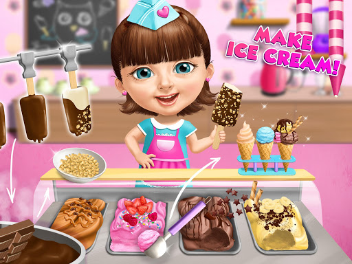 Sweet Baby Girl Summer Fun 2 - Sunny Makeover Game 13 تصوير الشاشة