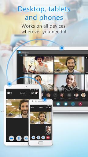 U Meeting, Webinar, Messenger screenshot 4