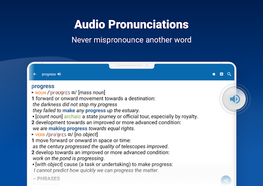 Oxford Dictionary of English screenshot 11