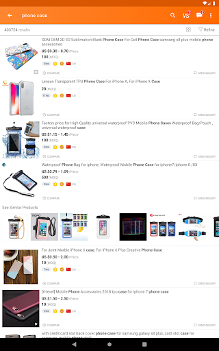Alibaba.com - Leading online B2B Trade Marketplace screenshot 13
