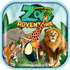 Zoo Adventure Hidden Objects أيقونة