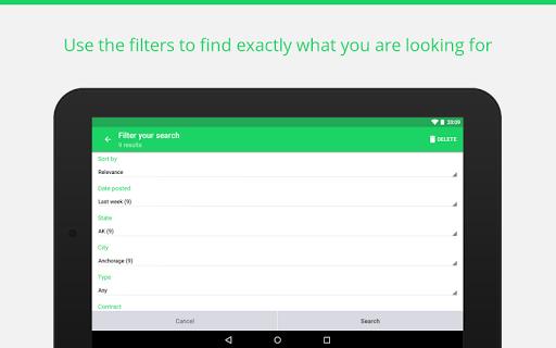 Find job offers - Trovit Jobs 7 تصوير الشاشة