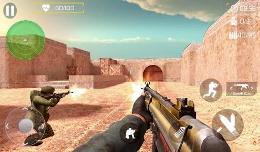 Counter Terrorist Fire Shoot 8 تصوير الشاشة