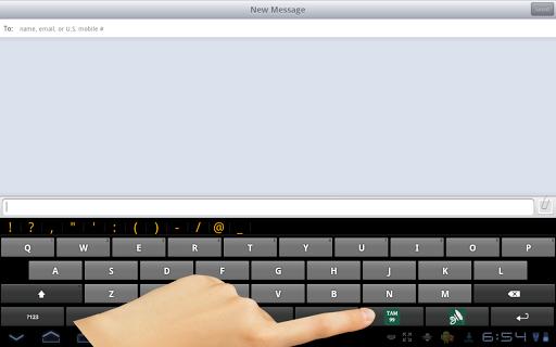 Ezhuthani  - Tamil Keyboard - Voice Keyboard screenshot 20