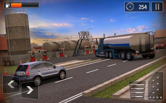 Oil Transport Truck 2016 screenshot 10