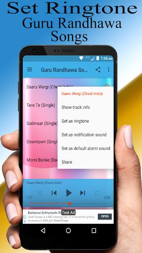 Guru Randhawa Songs 2 تصوير الشاشة