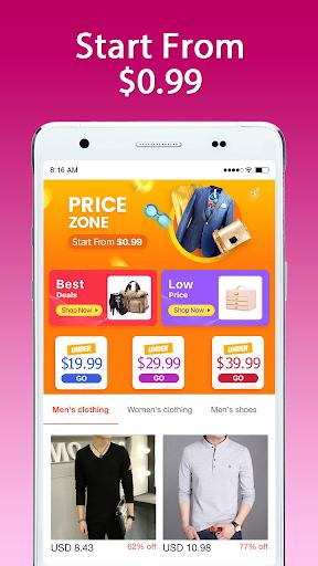 Club Factory - Online Shopping App screenshot 4