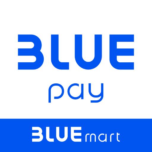 BLUEpay Thailand BLUEmart أيقونة