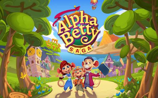 AlphaBetty Saga screenshot 11