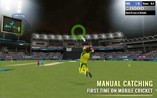 Sachin Saga Cricket Champions screenshot 17
