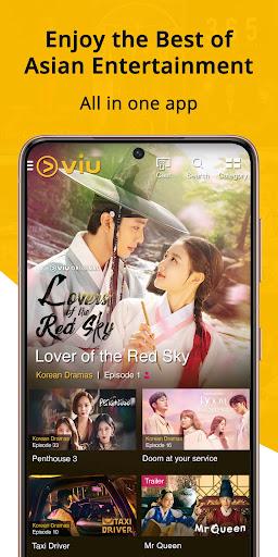 Viu: Korean Drama, Variety & Other Asian Content screenshot 1