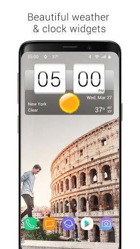 Sense Flip Clock & Weather screenshot 9